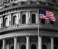 Vereinigtes Zustands-Kapitol-Gebäude Lizenzfreie Stockfotografie