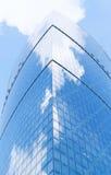 Vereinigungs-Turm im internationalen Geschäftszentrum Moskaus Stockfotos