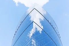 Vereinigungs-Turm im internationalen Geschäftszentrum Moskaus Lizenzfreie Stockfotos