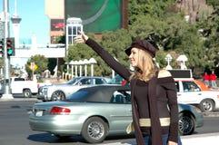 Vereis een Rit van de Taxi Stock Afbeeldingen