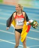 Verena Sailer de l'Allemagne Image libre de droits