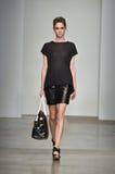 Verenigd Bamboe - de Modeshow van New York Stock Afbeeldingen