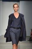 Verenigd Bamboe - de Modeshow van New York Royalty-vrije Stock Fotografie