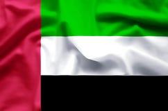 Verenigde Arabische emiraten stock illustratie