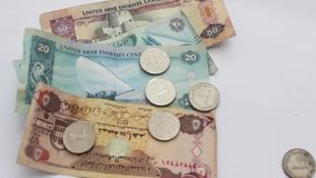 Verenigde Arabische emiraten stock footage