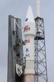 Verenigde Atlas V van Lanceringsalliance Raket Stock Afbeeldingen
