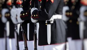 Verenigde Staten Marine Corps stock afbeeldingen