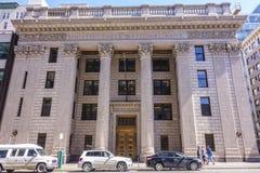 Verenigde Staten National Bank in Portland - PORTLAND/OREGON - APRIL 15, 2017 Stock Afbeeldingen
