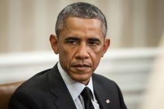 Verenigde Staten President Barack Obama royalty-vrije stock fotografie
