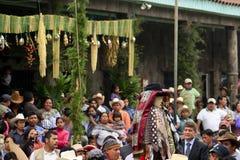 Verering in Guatemala Royalty-vrije Stock Afbeeldingen
