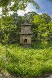 Vereringstoren in de PhatTich-pagode, BacNinh-provice, Vietnam Stock Fotografie