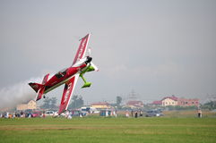 Veres Zoltan, MX Aircraft MXS Royalty Free Stock Photos