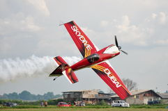 Veres Zoltan, MX Aircraft MXS Royalty Free Stock Photography