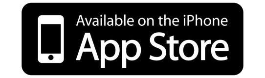 Verfügbar auf dem iphone App Stores Apple