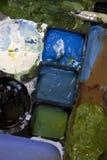 Verf en kleuren Stock Foto