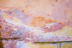 Verf grunge achtergrond en abstracte textuur Stock Afbeelding