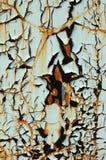Verfallende Wand Stockfotografie