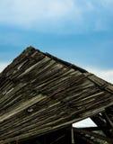 Verfallenes Dach Stockbild