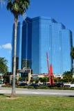 Verfolgungsbank, Sarasota Lizenzfreies Stockfoto