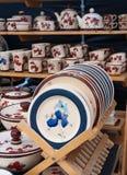 Ceramisch aardewerk Royalty-vrije Stock Afbeeldingen
