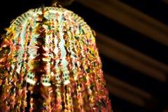 Verfraaide lamp Royalty-vrije Stock Fotografie