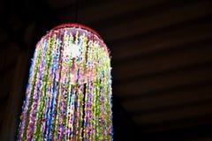 Verfraaide lamp Royalty-vrije Stock Afbeelding