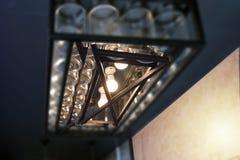 Verfraaide Lampen royalty-vrije stock foto