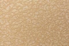 Verfraaide weefselachtergrond met een abstract patroon Stock Foto