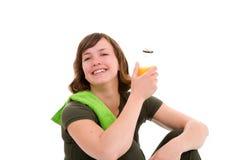 Verfrissende drank royalty-vrije stock afbeelding