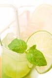 Verfrissende drank Royalty-vrije Stock Foto's