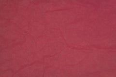 Verfrommelde papieren zakdoekjeachtergrond Royalty-vrije Stock Foto's