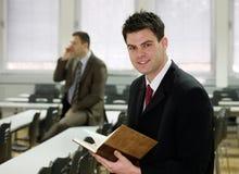 Vergadering Royalty-vrije Stock Fotografie