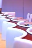 vergaderings ruimte Stock Afbeeldingen