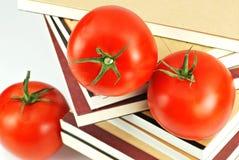 Vergeet niet eten fruit wanneer u bestudeert Royalty-vrije Stock Foto