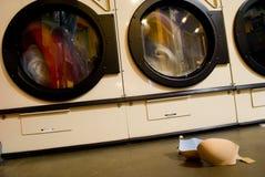 Vergessene Wäscherei Lizenzfreie Stockbilder