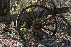 Vergessenes Bauernhof-Werkzeug Stockfoto