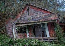 Vergessenes Haus Lizenzfreies Stockfoto