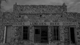 Vergeten Diner in Orgaan, NM Royalty-vrije Stock Afbeeldingen