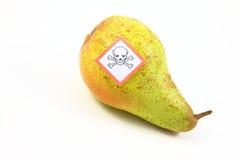 Vergiftigde vruchten en groenten Royalty-vrije Stock Fotografie