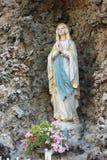 Vergine sacro Maria Fotografie Stock