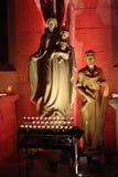 Vergine sacro Maria Fotografia Stock