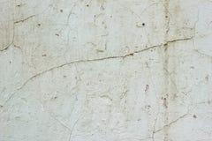 Vergipste Wand mit Bürstenanschlägen lizenzfreie stockfotografie