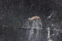 Vergipste Wand mit Beschaffenheitssprüngen Stockfoto