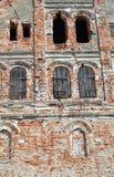 övergiven byggnad Royaltyfri Bild