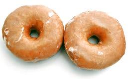Verglaasd donuts Stock Fotografie