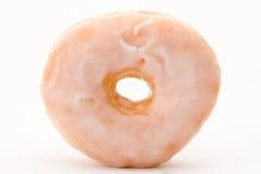 Verglaasde doughnut Stock Fotografie