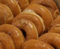 Verglaasde Doughnuts Royalty-vrije Stock Fotografie