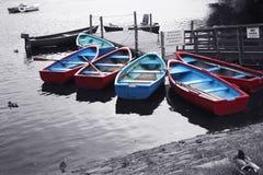 Vergnügens-Boote Lizenzfreies Stockbild