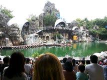 Vergnügungsparks in Bangkok, Thailand Lizenzfreies Stockbild