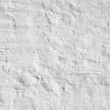 Vergoelijkte Oude Bakstenen muur Ongelijke Hobbelige Ruwe Rustieke Achtergrond Royalty-vrije Stock Foto's
